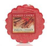 Yankee Candle Sparkling Cinnamon Smältvaxkaka för aromalampa