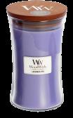 WoodWick Lavender Spa Stor burk (Lavendel & Eukalyptus)
