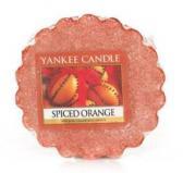 Yankee Candle Spiced Orange Smältvaxkaka för aromalampa