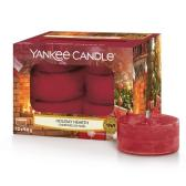 Yankee Candle Holiday Hearth Teljus/Värmeljus