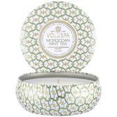 Voluspa Doftljus Moroccan Mint Tea 3-Wick Tin