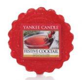 Yankee Candle Festive Cocktail Smältvaxkaka för aromalampa