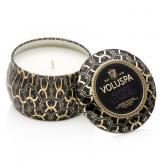 Voluspa Doftljus Ambre Lumiere Decorative Tin