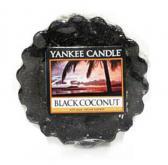 Yankee Candle Black Coconut Smältvaxkaka för aromalampa