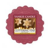 Yankee Candle Glittering Star Smältvaxkaka för aromalampa