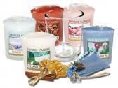Yankee Candle Paket med Votivljus, mat & kryddofter