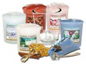 Yankee Candle Paket med Votivljus, friska dofter