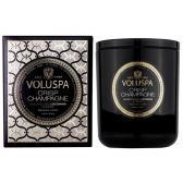 Voluspa Doftljus Crisp Champagne Classic Boxed Candle